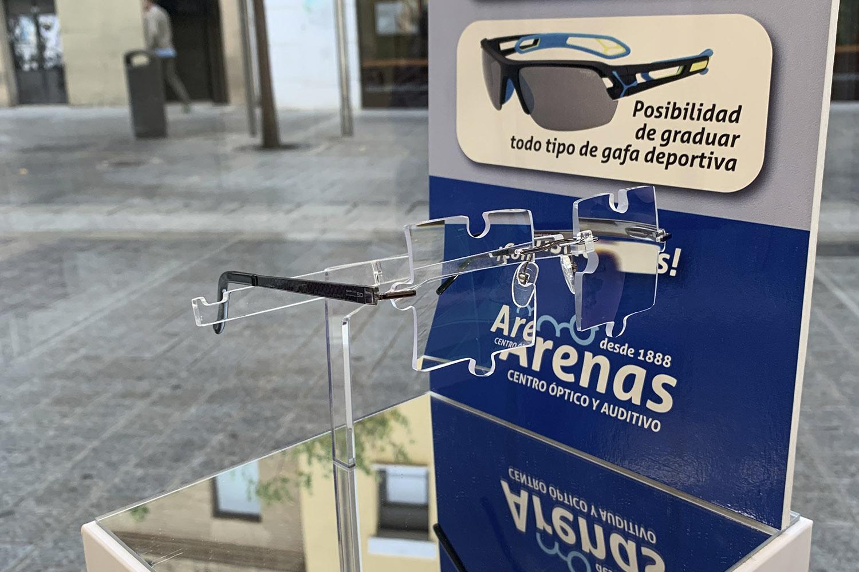 Optica Arenas Nuestro Taller en Huesca